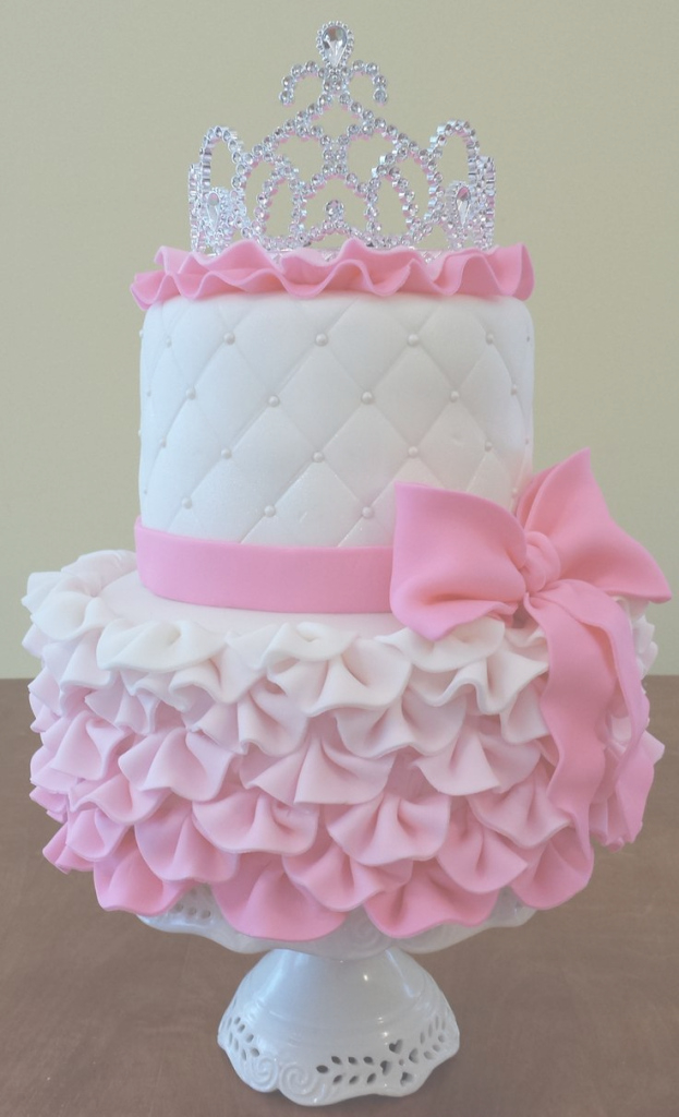 Fancy Baby Shower Cake Ideas For A Girl | Omega-Center - Ideas For Baby throughout Baby Girl Shower Cake Ideas