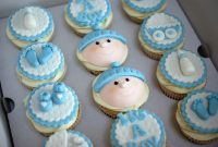 Fancy Baby Shower Cupcakes For Boy – Baby Showers Ideas pertaining to Baby Shower Cupcakes