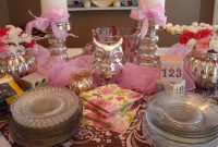 Fancy Baby Shower Decoration Ideas | Baby Shower Table Decorations For with regard to Baby Shower Table Decorating Ideas