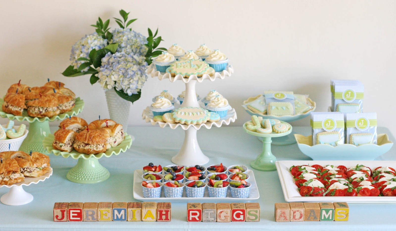 Fancy Baby Shower Menu Ideas For Boy | Omega-Center - Ideas For Baby in Baby Shower Food Ideas For Boy