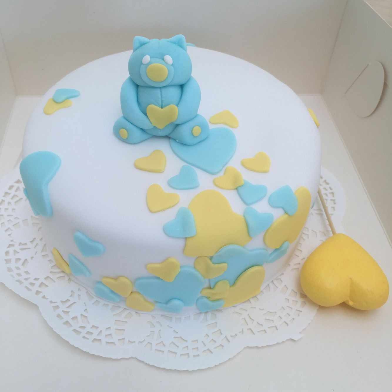 Fancy Babyshower Cake #babyshower Recipe On Homemadestockholm for Baby Shower Cake Recipes