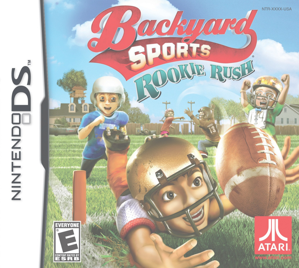 Fancy Backyard Sports Football: Rookie Rush Release Date (Xbox 360, Wii, Ds) within Elegant Backyard Sports Football