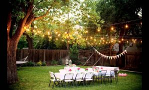 Fancy Backyard Weddings On A Budget - Youtube inside Review How To Have A Backyard Wedding