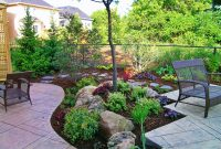 Fancy Backyard Without Grass | Pinterest | Garten, Landscape Designs And intended for Landscape Design Images