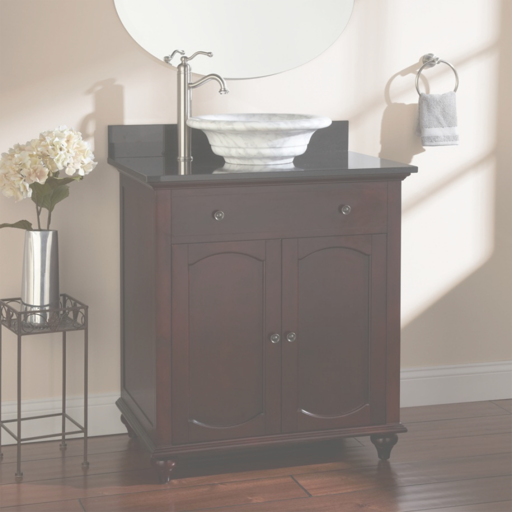 Fancy Bathroom Sink : Bathroom Vanity With Vessel Sink Bathroom Vanity within Best of Bathroom Vanity With Vessel Sink