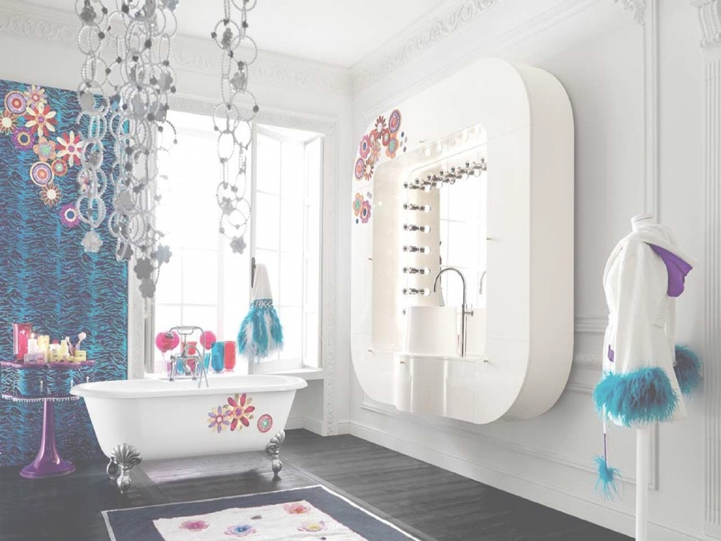 Fancy Bathroom : Unique Cute Bathroom Ideas Photos Design Fantastic With within Set Cute Bathroom Ideas