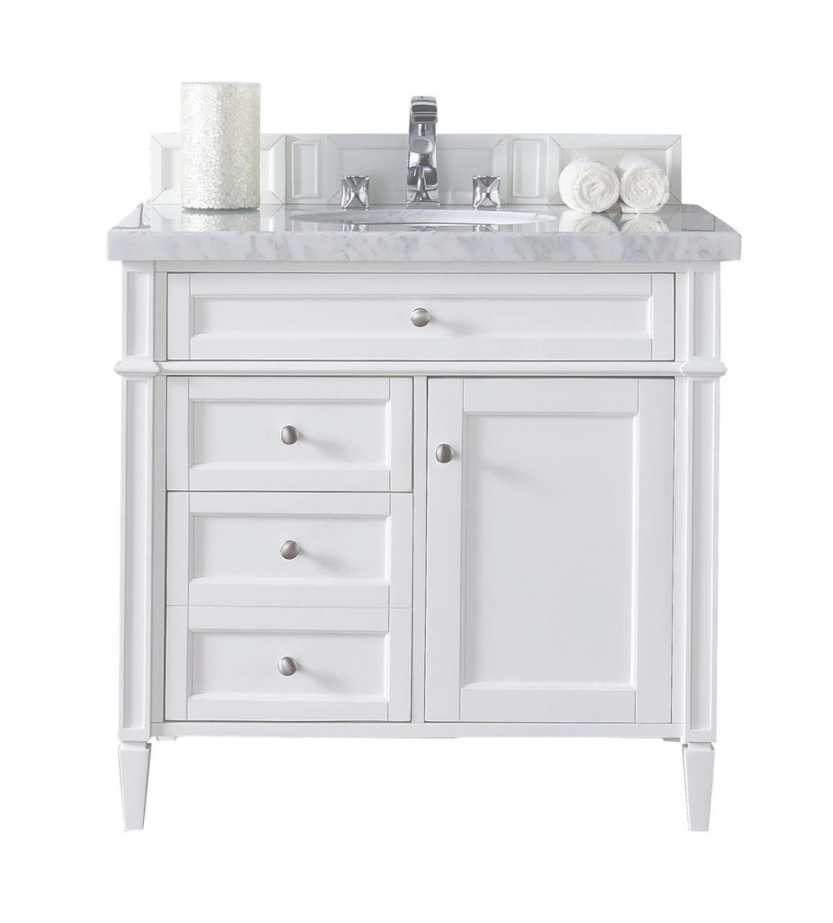 Fancy Bathroom Vanity : 30 Bathroom Vanity 36 Inch Vanity Narrow Bathroom regarding Small White Bathroom Vanity