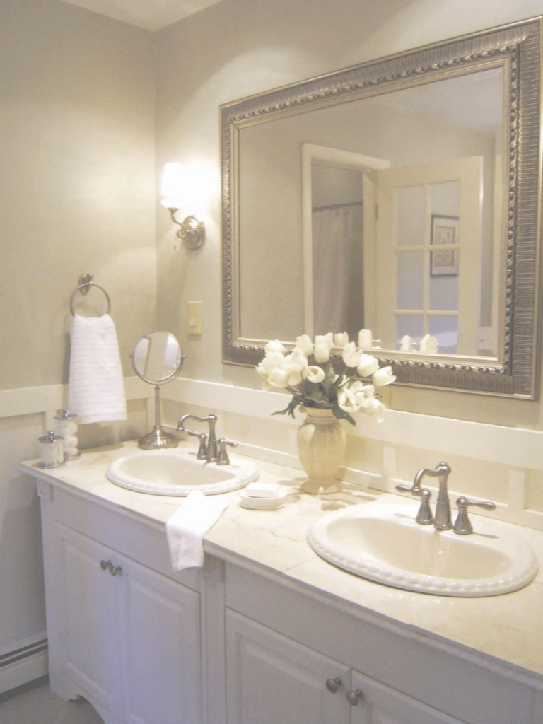 Fancy Bathroom Vanity : Bathroom Vanity Tops Bath Vanities With Tops throughout Large Bathroom Sinks