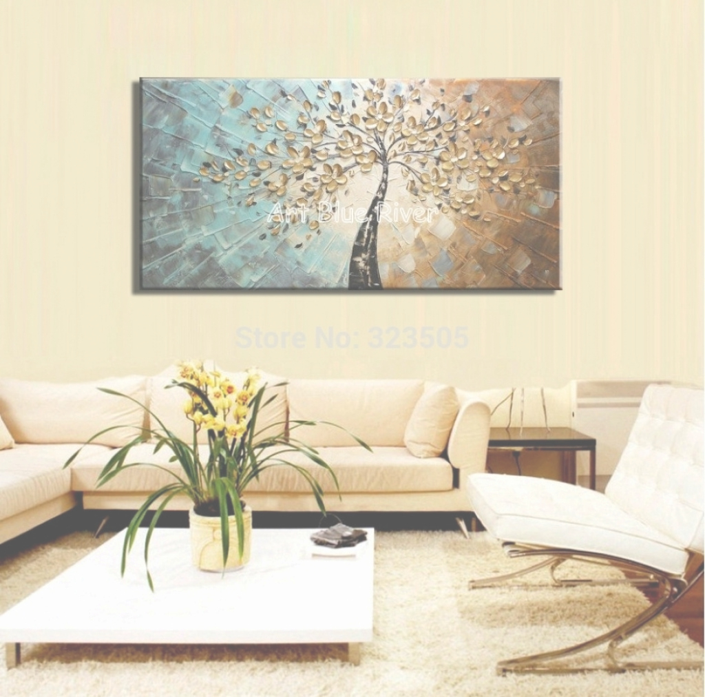 Fancy Beautiful Wall Art Paintings For Living Room India | Wall Decorations for Elegant Wall Hangings For Living Room