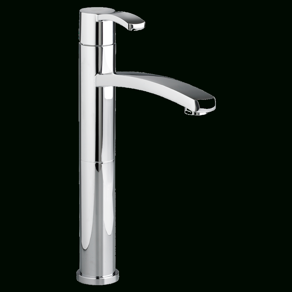 Fancy Berwick Vessel Sink Faucet | American Standard intended for Fresh Bathroom Faucets For Vessel Sinks