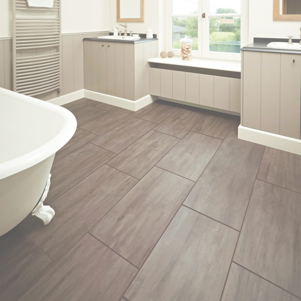 Fancy Best Bathroom Vinyl Flooring | Wood And Limanate Floors Ideas for Elegant Vinyl Flooring For Bathroom
