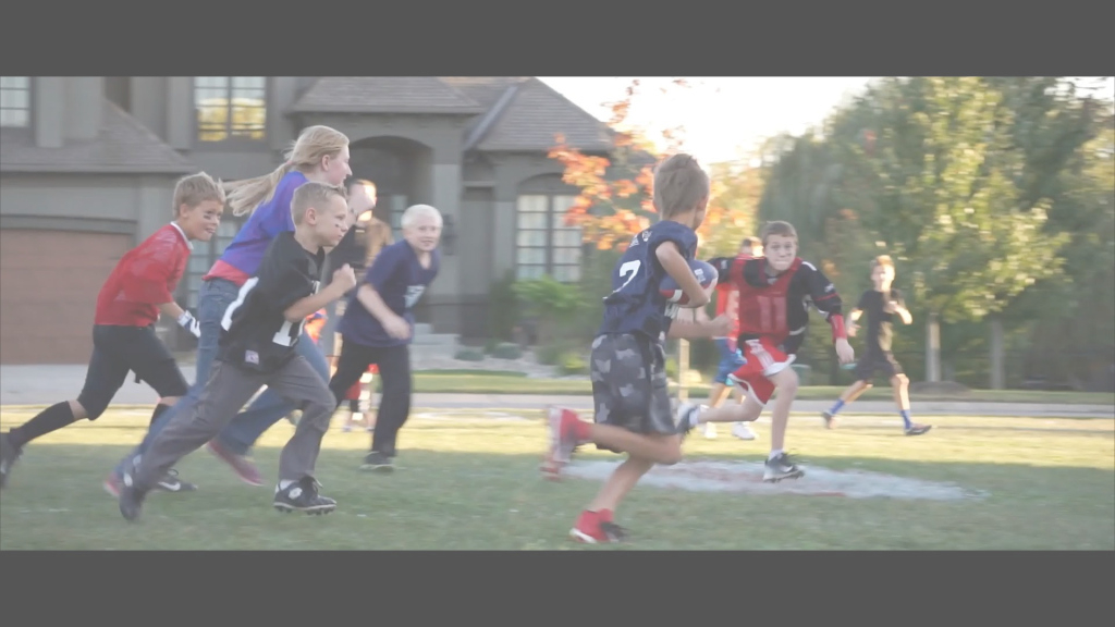 Fancy Best Little Kids Backyard Football Game || Hd - Youtube intended for Backyard Football Game