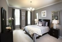 Fancy Black Bedroom Ideas, Inspiration For Master Bedroom Designs in Bedroom Gray