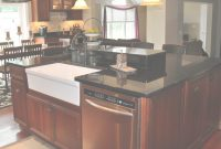 Fancy Black Galaxy Granite Installed Design Photos And Reviews – Granix Inc. inside Black Countertop Kitchen