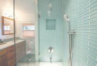 Fancy Blue Glass Tile Bathroom & Complete Ideas Example for High Quality Blue Bathroom Mosaic Tiles