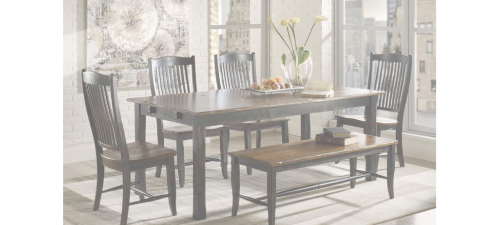 Fancy Champlain Rectangular Extension Dining Table - Flynight in Unique The Dining Room Northampton