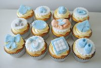 Fancy Charming Baby Shower Cup Cakes 40 – Wyllieforgovernor with regard to Elegant Baby Shower Cupcakes