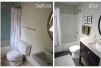 Fancy Cheap Bathroom Remodel Is Good Bathroom Cabinet Designs Is Good throughout Inexpensive Bathroom Remodel