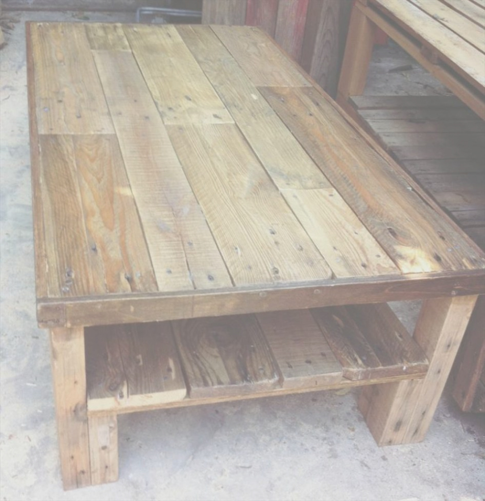 Fancy Coffee Table : Palletfee Table Plans Excellent Images Concept Tables within Pallet Coffee Table Plans
