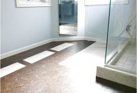 Fancy Cork Floor In Bathroom: Eco Friendly And Durable Bathroom Flooring with Cork Flooring Bathroom