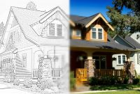 Fancy Craftsman & Bungalow House Plans – Bungalow Company in High Quality Bungalow Home Plans