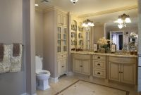 Fancy Custom Vanity / Bathroom Cabinetry | Design Line Kitchens In Sea within Custom Bathroom Cabinets