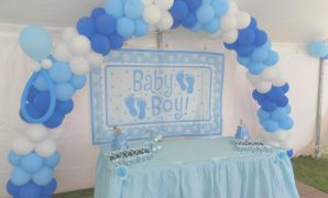 decoracion para baby shower niño sencillo Archives , Ideas
