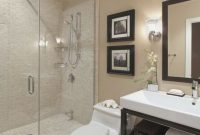 Fancy Design Ideas For Neutral Color Master Bathrooms | Traditional Home for Neutral Bathroom Ideas