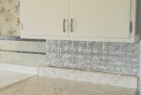 Fancy Diy: 5 Steps To Kitchen Backsplash – No Grout Involved with Elegant How To Grout A Backsplash