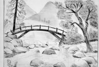 Fancy Drawing Landscape Ideas – Drawing Art And Sketches with regard to Landscape Drawing Ideas