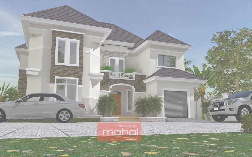 Fancy Duplex House Plans In Nigeria Lovely Duplex In Nigeria | House Plan with Nigerian House Plans With Photos