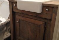 Fancy Farm Sink Bathroom Vanity Laredo With Farmhouse For Sale 10 With with regard to Farmhouse Sink In Bathroom