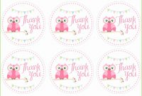 Fancy Free Printable Baby Shower Gift Tags Beautiful Free Baby Shower throughout High Quality Free Printable Baby Shower Favor Tags Template