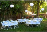Fancy Garden Ideas : Backyard Wedding Decorations Party Sweet Lights for Fresh How To Plan A Backyard Wedding