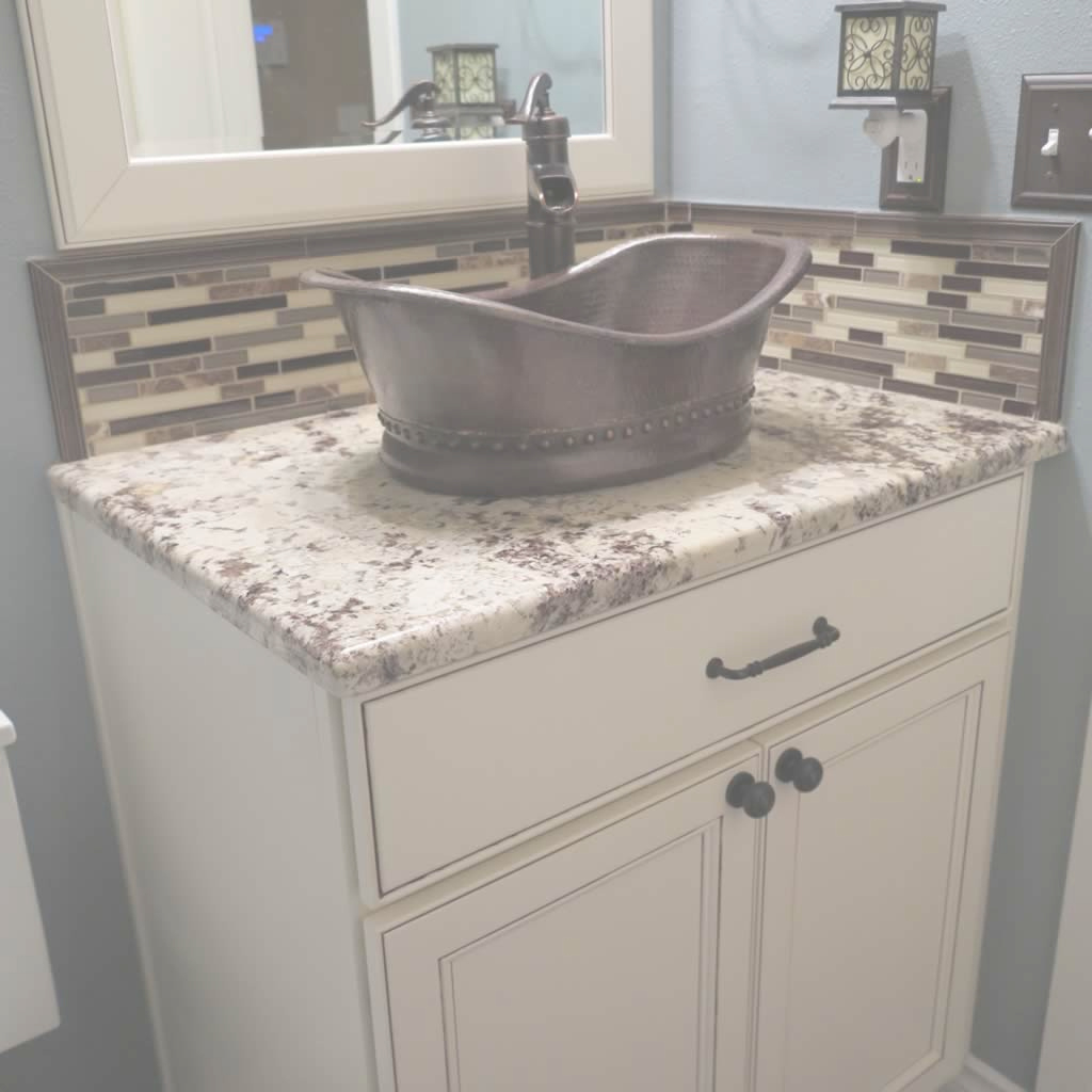 Fancy Granite-Bathroom-Vanity-Kirkland-Wa | Granite Countertops Seattle with Bathroom Vanity Countertops