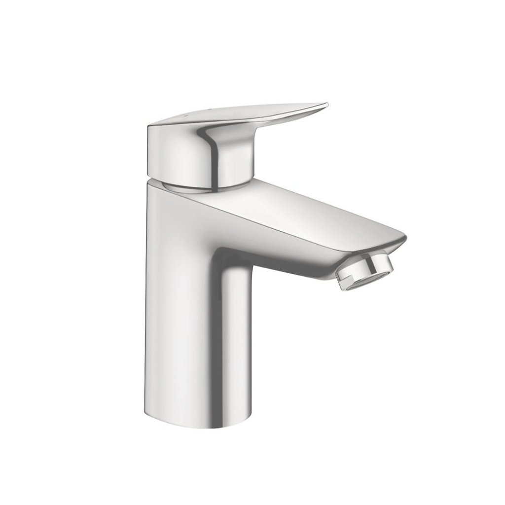 Fancy Hansgrohe Logis 100 Single Hole Single-Handle Bathroom Faucet In regarding High Quality Hansgrohe Bathroom Faucet