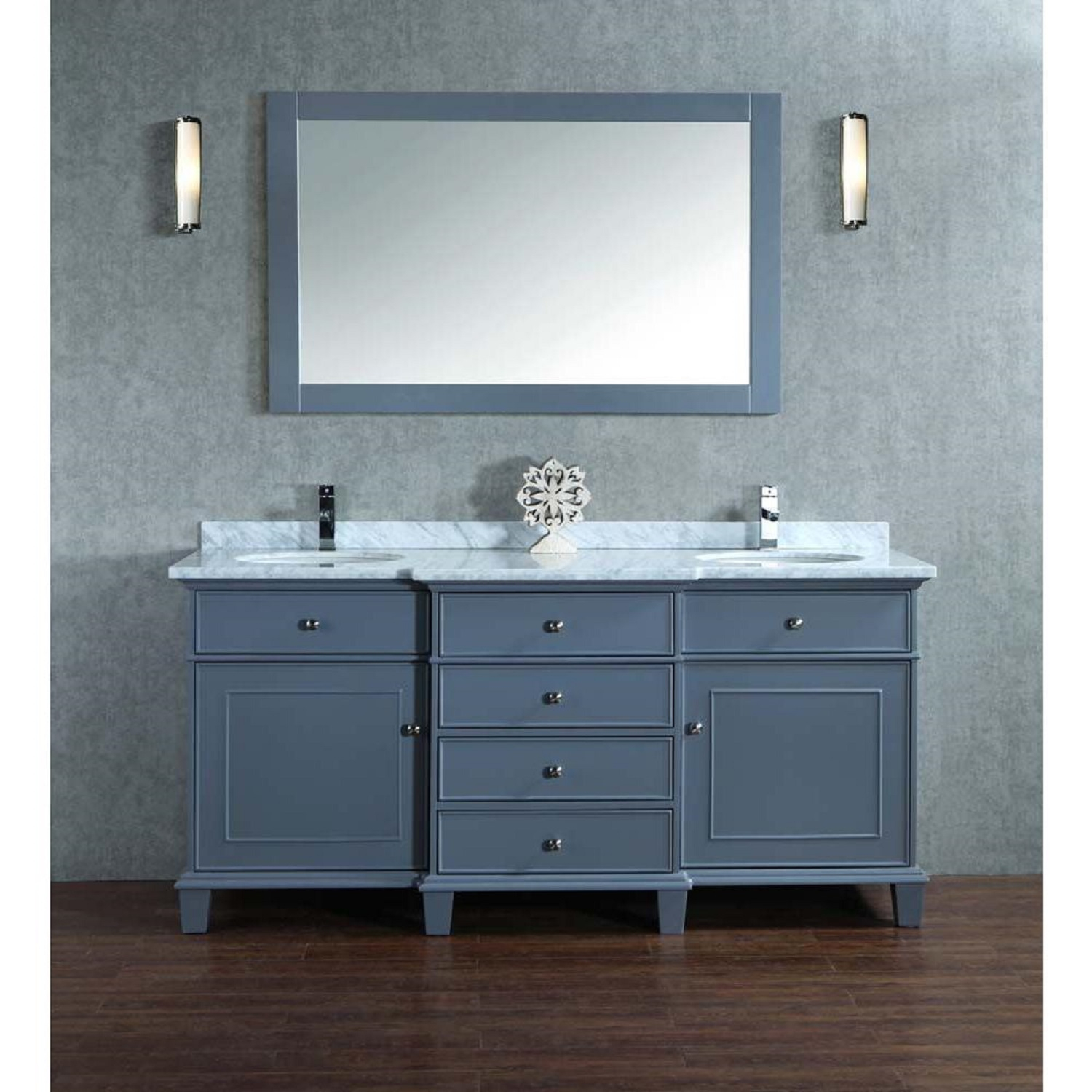 Fancy Hd 7000G 72 Cr A For Inch Vanity | Home And Interior pertaining to Unique Bathroom Vanities Double Sink 72