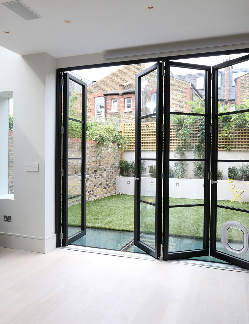 Fancy Hedgehog Aluminium Systems - House & Garden, The List | Looking Out within New New House Window Design
