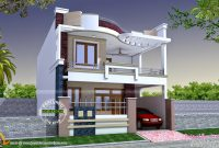 Fancy Home Designs In India Prepossessing Cube Home Simple House Design with regard to New House Design Pictures