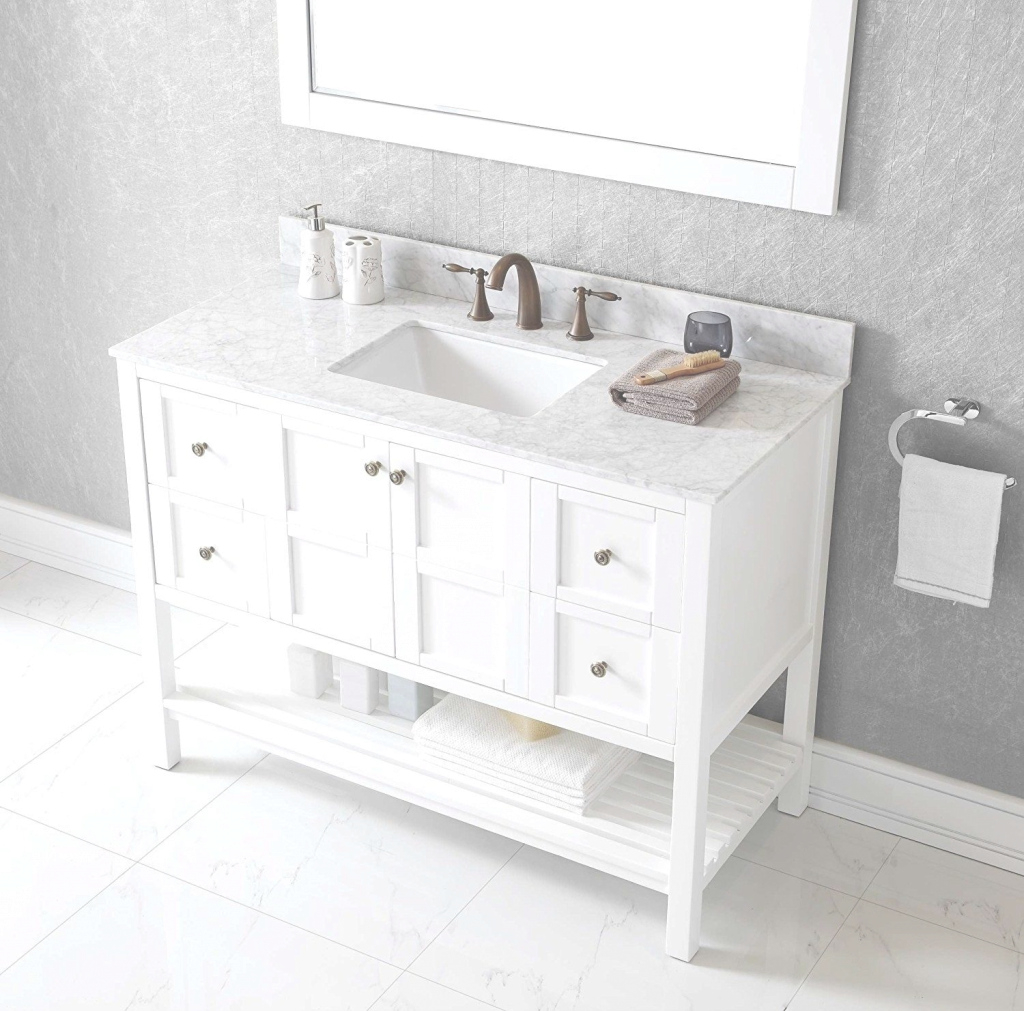 Fancy Home Designs : Menards Bathroom Vanity Lovely White Bathroom Vanity with regard to Menards Bathroom Vanity