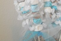 Fancy Homemade Baby Shower Centerpieces | Little Of This, A Little Of That inside Homemade Baby Shower Decorations