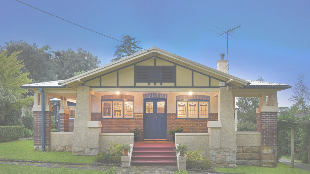 Fancy House Of The Week: A Perfectly Balanced Californian Bungalow In inside High Quality California Bungalow