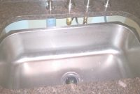 Fancy How To Fix A Fallen Undermount Sink. | Remodeling Know How in How To Fix A Kitchen Sink