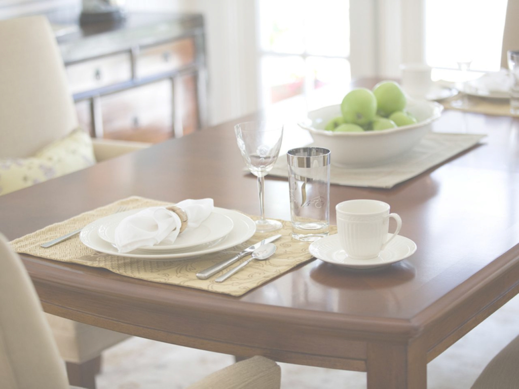 Fancy How To Refinish A Dining Room Table | Hgtv pertaining to How To Refinish A Dining Room Table