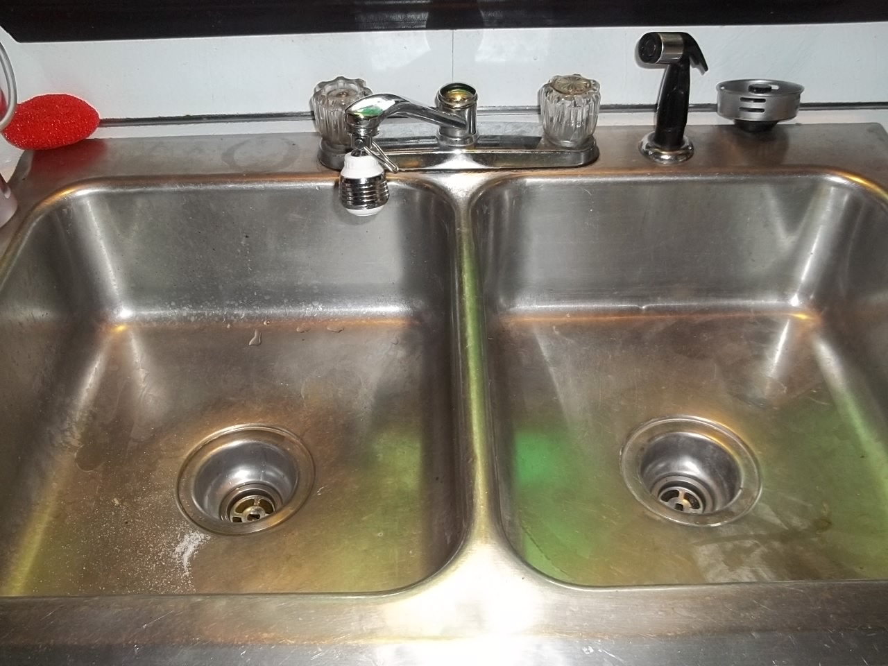Fancy How To Unclog A Double Kitchen Sink Drain | Dengarden with regard to New How To Unclog A Double Kitchen Sink