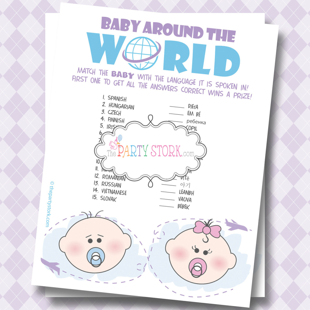 Fancy Ideas Baby Shower Games | Omega-Center - Ideas For Baby throughout Beautiful How Do You Say Baby Shower In Spanish