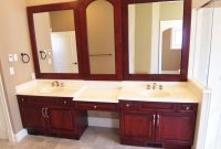 Fancy Ideas For A Double Sink Bathroom Vanities — Shalees Diner Decor within Unique Bathroom Double Sink Cabinets