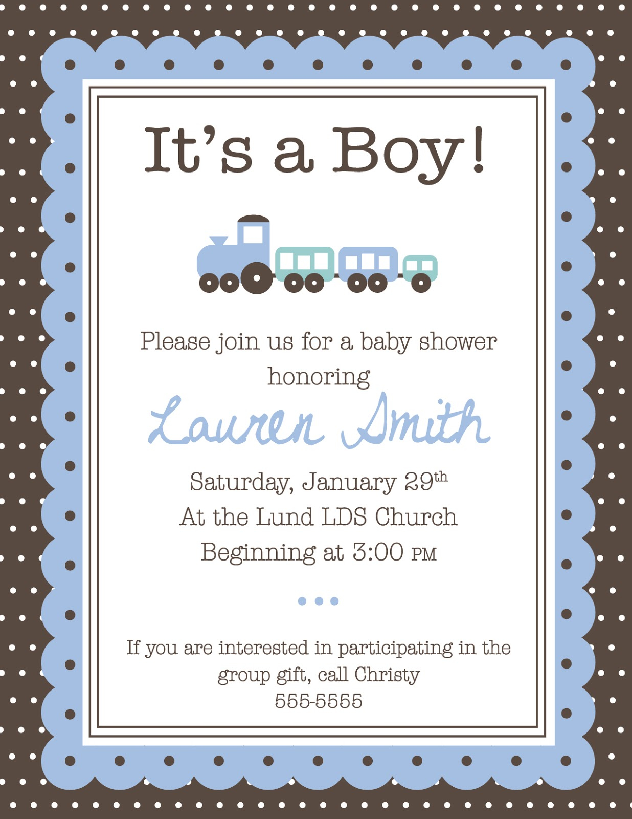 Fancy Ideas For Baby Shower Invitations For A Boy | Omega-Center regarding Baby Boy Baby Shower Invitations