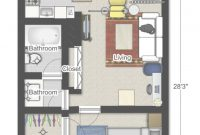 Fancy Ikea Apartment Floor Plan Unique 35 Collection Small Space Interior inside Chezerbey Stock
