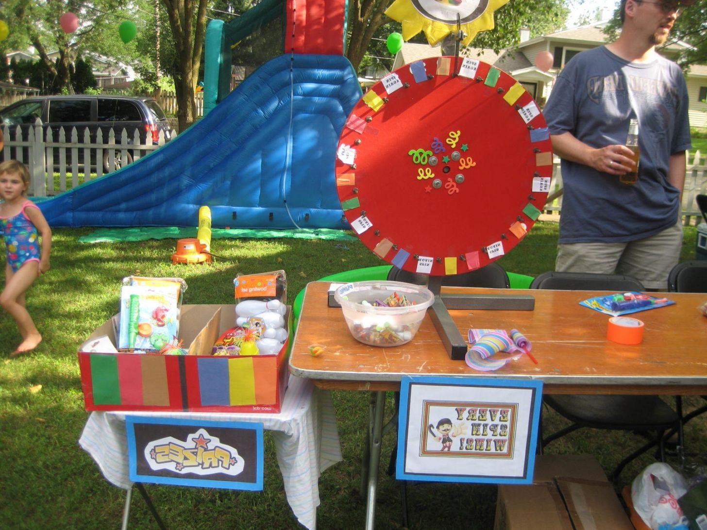 Fancy Image Of: Backyard Carnival Pictures (Beautiful Backyard Carnival #4 with Luxury Backyard Carnival